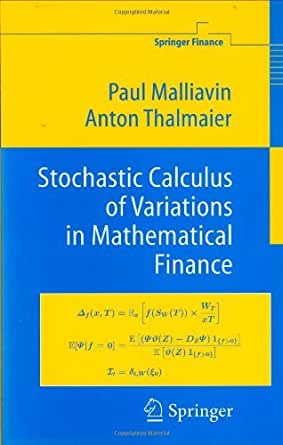 Which books would help a beginner understand stochastic ...