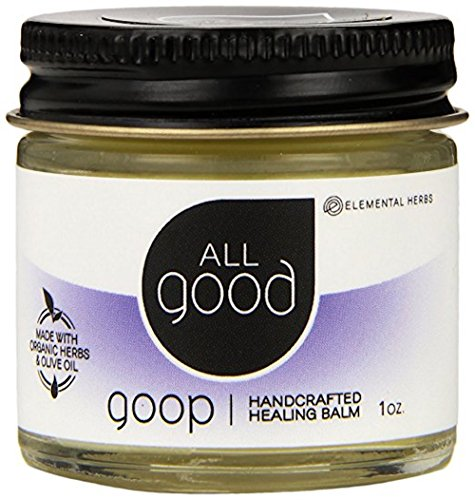 All Good Goop Organic Healing Balm, 1 Ounce
