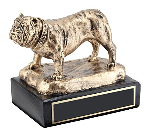 georgia bulldog figurine - 8