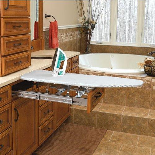 Vanity Drawer Ironing Board