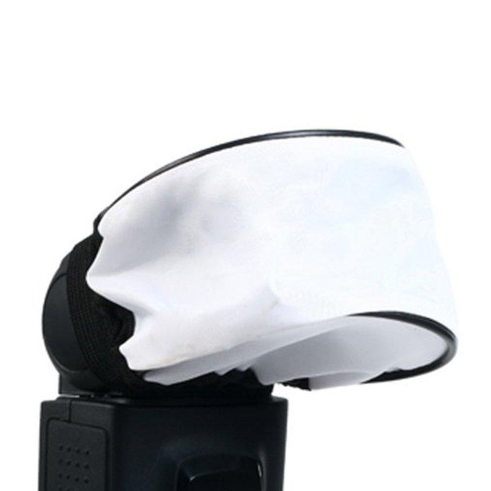 REFURBISHHOUSE Portable Universal Pano Flash Suave Rebotar Difusor Caja de Luz para Pentax Olympus Contax