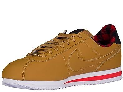 new arrival e23c8 f863c Amazon.com | Men's Nike Cortez Basic Premium Shoe | Shoes