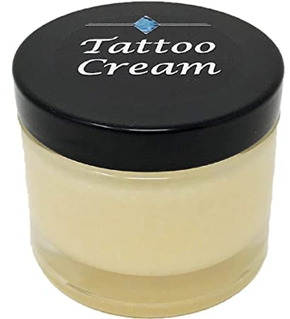 Amazoncom Tattoo Cream After Care Healing Ointment For Fresh Ink