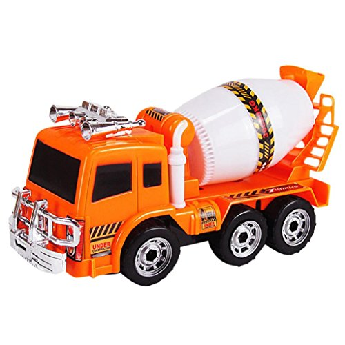 Collection Toddler (Rosiest Kids Truck Car Model Toys Truck Excavator Educational Toys Truck Glowing Model Fire Rescue Catapult Race Pull Back Car Toy Gitfs Model Set Toys for Kids and Toddlers Collection Toys)