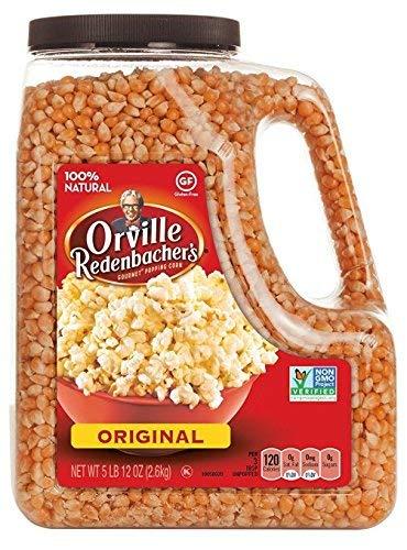 Orville Redenbacher's Gourmet Popcorn Kernels, Original Yellow, 5 lb, 12 oz by Orville Redenbacher's