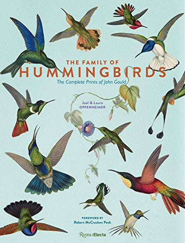The Family of Hummingbirds: The Complete Prints of John - Prints Bird Gould