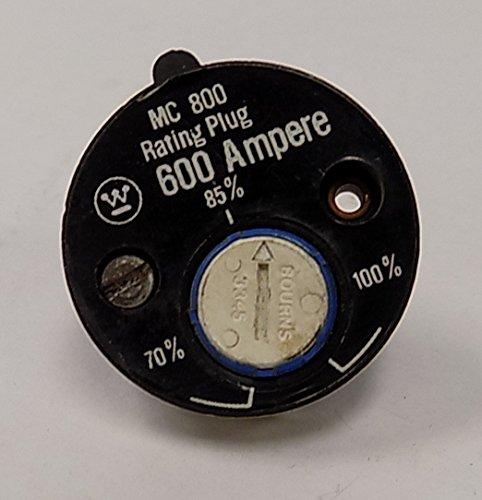 A8MC600 MOLDED CASE CIRCUIT BREAKER SELTRONIC RATING PLUG - SELECTRONIC TYPE MC - 600 AMP