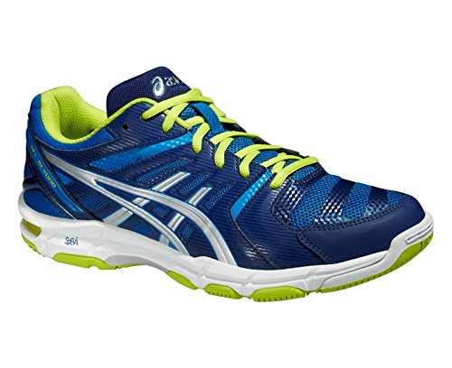 Zapatillass GEL-BEYOND 4 DIVA BLUE/NEON ORANGE/NAVY 14/15 Asics ELECTRIC BLUE / SILVER / LIME