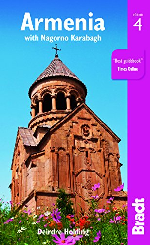Armenia: with Nagorno Karabagh (Bradt Travel Guides)