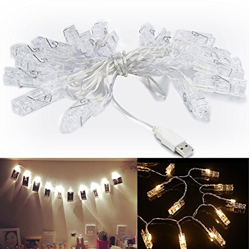 Accmor 16 4ft Photo String Lights product image