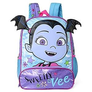 Disney Kids 3D Vampirina Fangtastic School Backpack (Sweetly Vee)