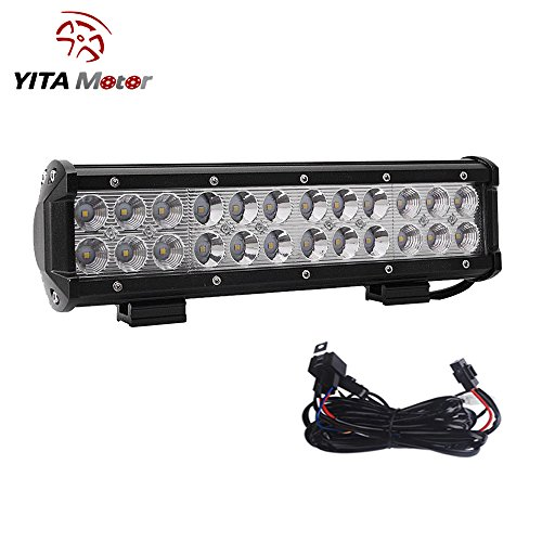 YITAMOTOR 12inch Driving Lighting Harness