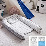 Oenbopo Baby Lounger Cotton Breathable Baby