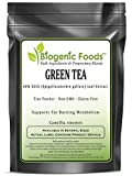 Green Tea - 60% EGCG (Epigallocatechin Gallate) Leaf Fine Powder Extract (Camellia sinensis), 1 kg