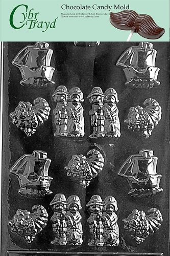 B.S. ASSORTMENT chocolate candy mold