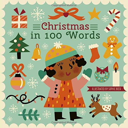 Christmas in 100 Words (My World in 100 Words) (For Good Words Christmas)