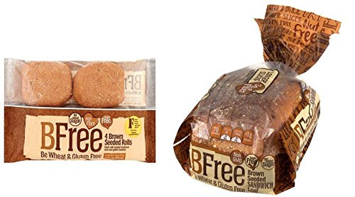 BFree Gluten - Pack de 2 paquetes de rodillos de color ...