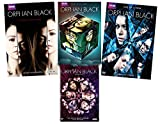 Orphan Black: Complete TV Series Seasons 1-4 Box/DVDs Set
