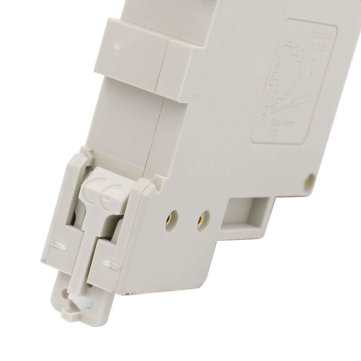 Baomain AC Contactor HC1-25 110V 25A 2 Pole Universal Circuit Control