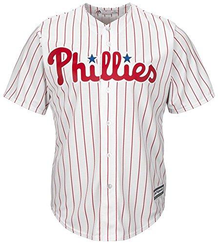 Philadelphia Phillies Home Cool Base Men's Jersey (X-Large)