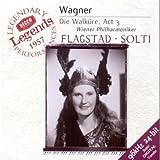 Wagner: Die Walküre, Act 3 / Solti, Flagstad