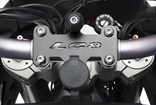 KTM LC8 950/990 Adventure Smarty handlebar mount ()