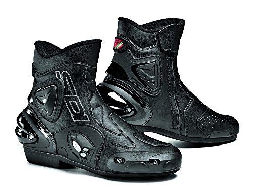 - SIDI Apex Motorcycle Boots Black SZ 10/44