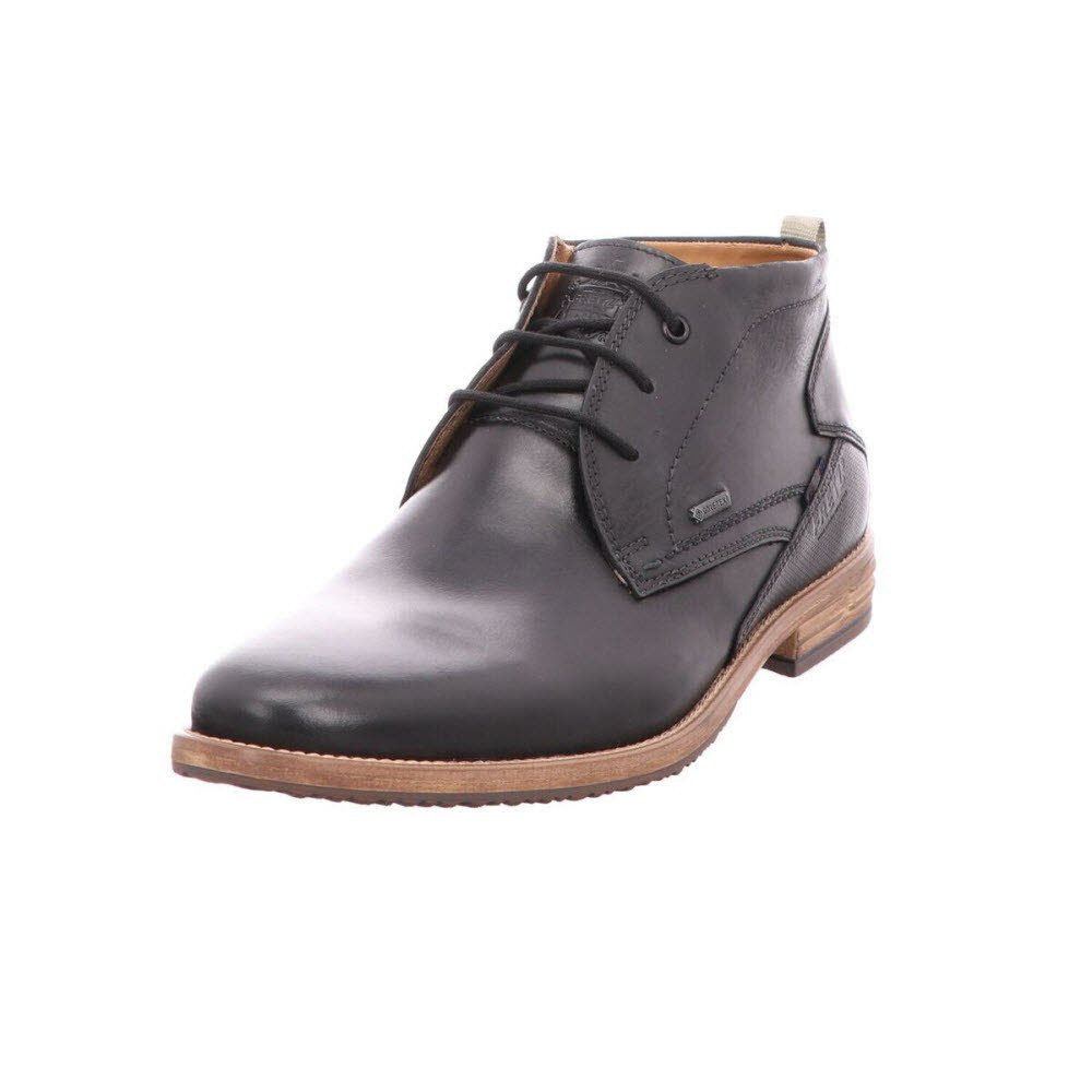 FRETZ men Herren Grenoble Desert Boots Schwarz (Noir 51)