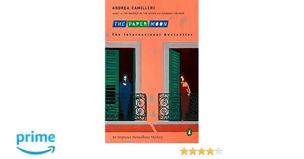 The Paper Moon (Inspector Montalbano Mysteries): Amazon.es: Andrea Camilleri, Stephen Sartarelli: Libros en idiomas extranjeros