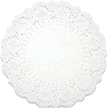 Lace Doilies Paper - Doily Paper Table Runner Cake Box Liner 10.5 Inches - 250  sc 1 st  Amazon.com & Amazon.com: Lace Doilies Paper - Doily Paper Table Runner Cake Box ...