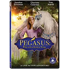 Pegasus: Pony with a Broken Wing arrives on DVD, Digital, and On Demand January 8 from Lionsgate