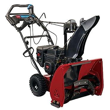 Toro 36002 SnowMaster 724 QXE 24 212cc Single-Stage Gas Snow Thrower
