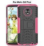 Motorola Moto G6 Plus Case, Moto G6+ Case, GSDCB