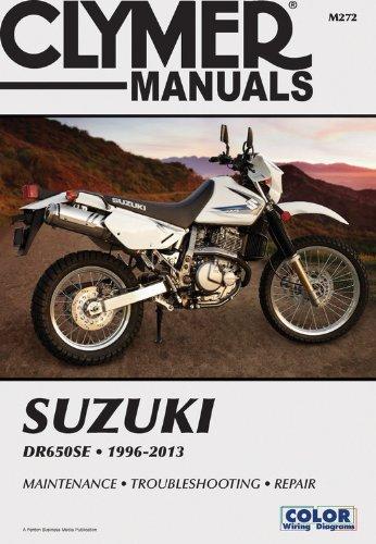 Suzuki DR650SE 1996-2013 (Clymer Motorcycle Repair)