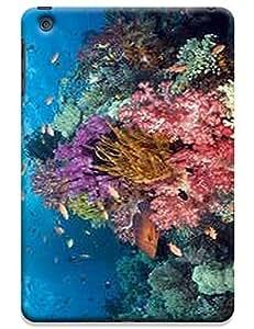 Beautiful undersea scenery design new style cell phone cases for Apple Accessories iPadmini iPad Mini