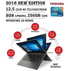 2016 Toshiba Radius Flagship Premium High Performance 12.5