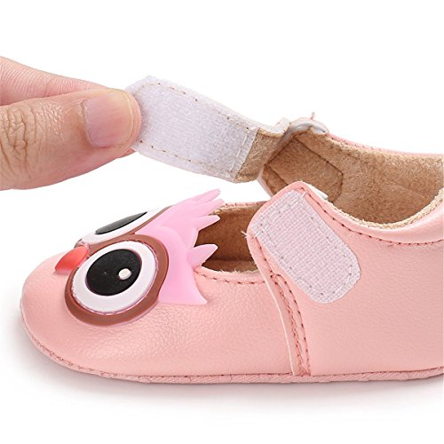 Pictures of Meckior Infant Baby Boys Girls Soft Sole 2