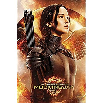 Amazon Com Fit You New The Hunger Games 3 Movie Silk Poster
