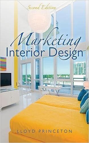 Amazon Marketing Interior Design Second Edition 9781621532545 Lloyd Princeton Books