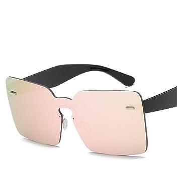 Wmshpeds Europa und die Vereinigten Staaten fashion Sonnenbrille, rahmenlose trend Sonnenbrille, retro Sonnenbrille