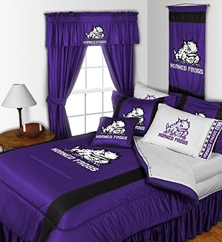 iece QUEEN SIZE Comforter Bedding Set - Entire Set Includes: (1 Queen Size Comforter, 2 Pillow Shams, 2 Pillow Cases) (Tcu Set)