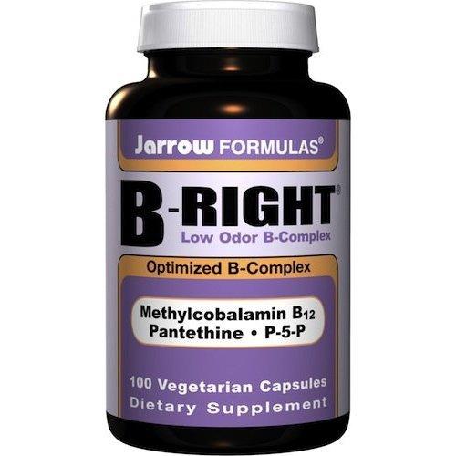 Jarrow formulations complexes Jarrow B-droite, 100 Capsules