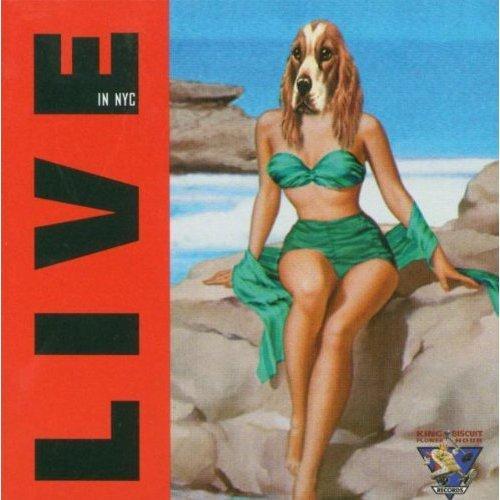 CD : Iggy Pop - Live in NYC (CD)