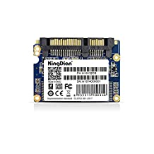 KingDian Half-Slim 1.8 inch SATAII 8GB 16GB 32GB Speed Upgrade Kit Portable External Solid State Storage Drive SSD for Desktop PCs and MacPro (32GB)