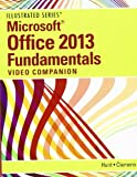 DVD Video Companion for Hunt/Clemens' Microsoft Office 2013: Illustrated Fundamentals, Marjorie S. Hunt and Barbara Clemens, 1285427548