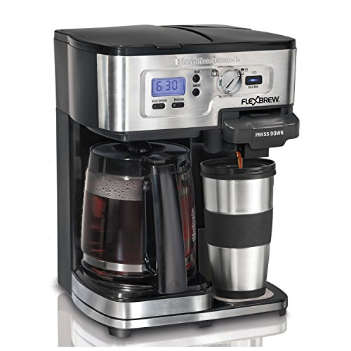 Hamilton 49984S Beach FlexBrew Coffeemaker