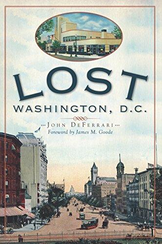 Lost Washington, D.C. - Washington M Street