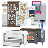 Spellbinders Platinum Die Cutting Machine Starter Bundle