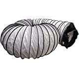 "Rubber-Cal ""Air Ventilator White"" Ventilation Duct"