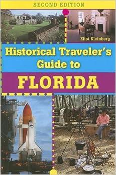 Book Historical Traveler's Guide to Florida